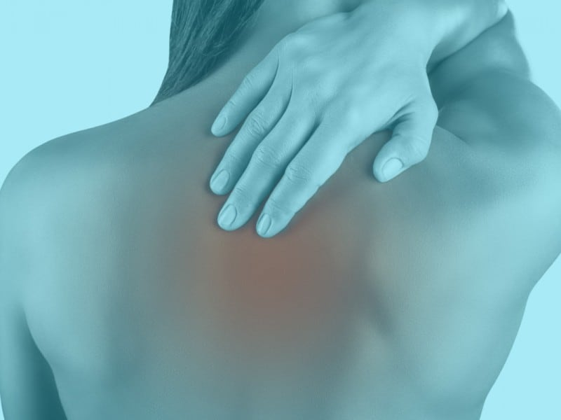 Upper Back Pain & Stiffness