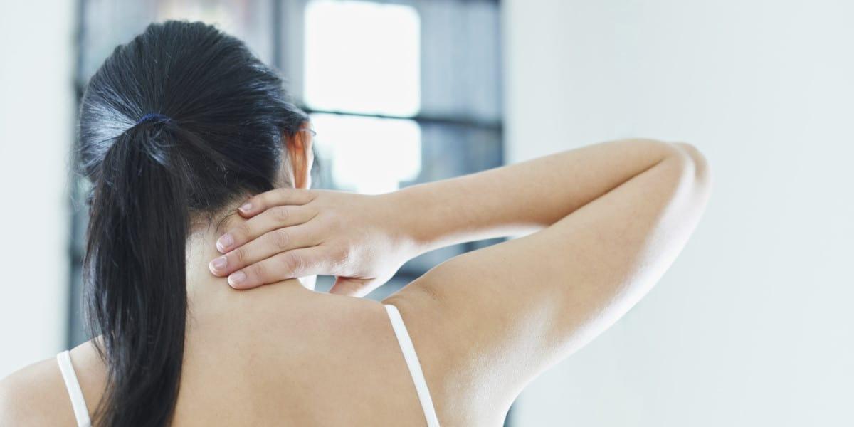 Legs tightness & neck pain