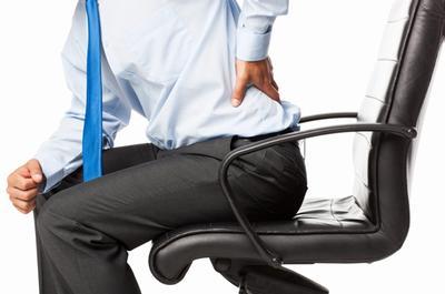 sitting pain