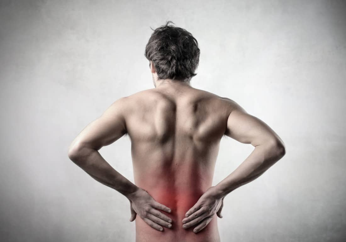 Self Treatment- Chronic back Pain